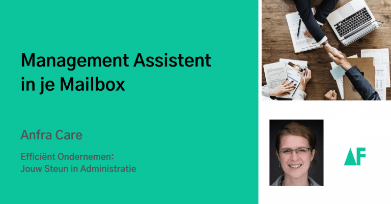 Management assistent in je mailbox