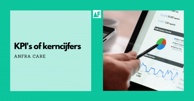 KPI's of kerncijfers